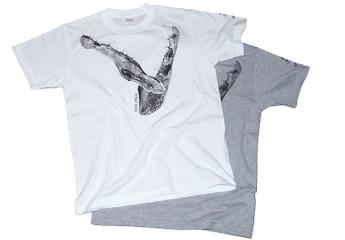 イメージ : コラボTシャツ
